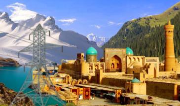 Energetika-Uzbekistana