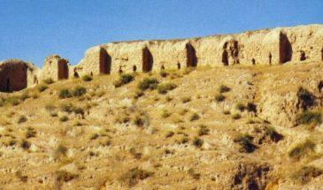 Городище Афросиаб