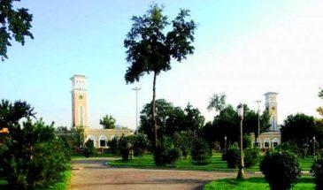 Ташкентские куранты близнецы