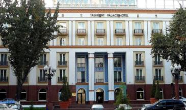 Отель Ташкент Палас