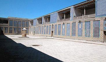 Дворец Таш Хаули